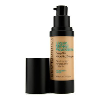 Youngblood Liquid Mineral Foundation - Suntan