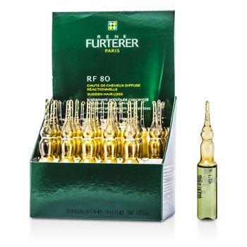 Rene Furterer RF 80 Concentrated Thin Hair Program (Recommended for Women)