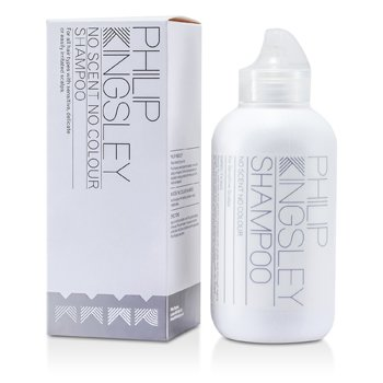 Philip Kingsley No Scent No Color Shampoo (For Sensitive, Delicate or Easily Irritated Scalps)