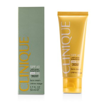 Clinique Sun SPF 40 Face Cream UVA/UVB
