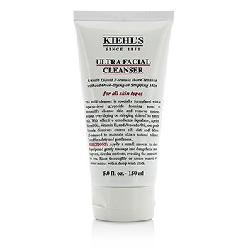 Kiehls Ultra Facial Cleanser - For All Skin Types