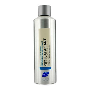 Phyto Phytoapaisant Soothing Treatment Shampoo (For Sensitive and Irritated Scalp)