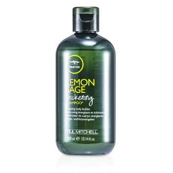 Paul Mitchell Tea Tree Lemon Sage Thickening Shampoo (Energizing Body Builder)