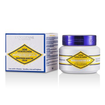 LOccitane Immortelle Brightening Moisture Cream
