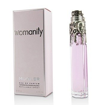 Thierry Mugler Womanity Eau De Parfum Refillable Spray
