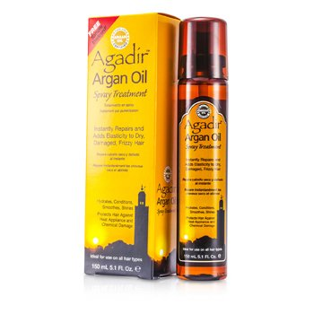 Agadir Argan Oil Hydrates, Conditions, Smoothes, Shine Spray Treatment (For All Hair Types)