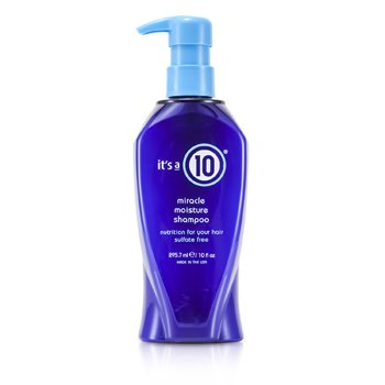 Its A 10 Miracle Moisture Shampoo