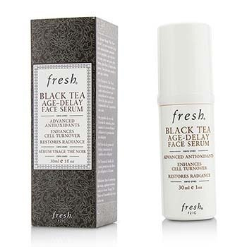 Fresh Black Tea Age Delay Face Serum