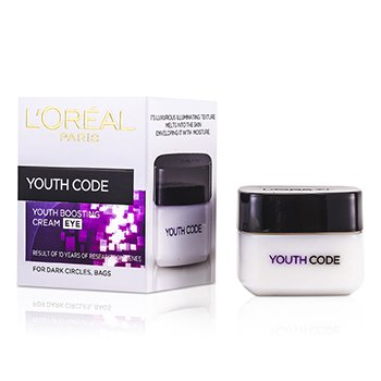 LOreal Dermo-Expertise Youth Code Rejuvenating Anti-Wrinkle Eye Cream
