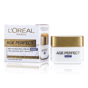 LOreal Dermo-Expertise Age Perfect Reinforcing Rich Cream Night