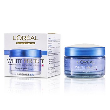 LOreal Dermo-Expertise White Perfect Soothing Cream Night