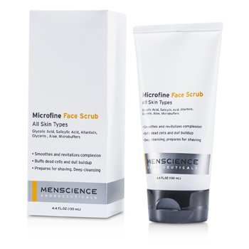 Menscience Microfine Face Scrub