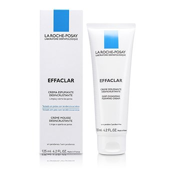 La Roche Posay Effaclar Deep Cleansing Foaming Cream