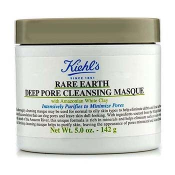 Kiehls Rare Earth Deep Pore Cleansing Masque