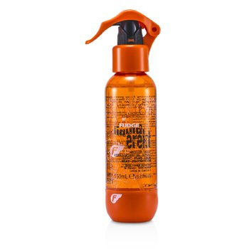 Fudge Liquid Erekt (Medium Hold Heat Protective Straightening Spray)