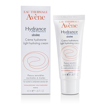 Avene Hydrance Optimale Light Hydrating Cream - For Normal To Combination Sensitive Skin