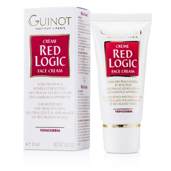 Guinot Red Logic Face Cream For Reddened & Reactive Skin