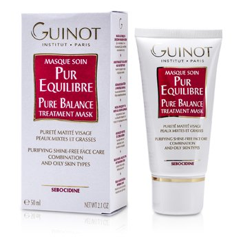 Guinot Pure Balance Mask (For Combination or Oily Skin)