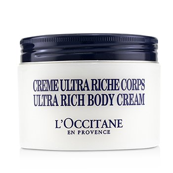 LOccitane Shea Butter Ultra Rich Body Cream