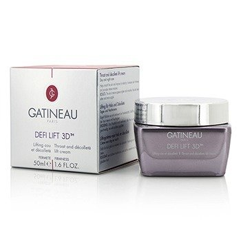 Gatineau Defi Lift 3D Throat & Decollete Lift Care