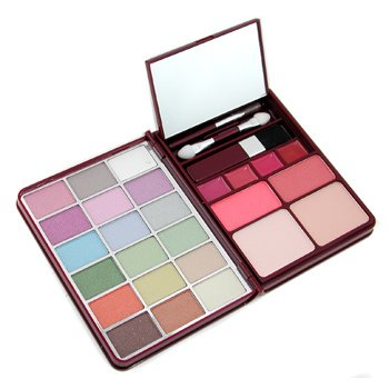 Cameleon MakeUp Kit G0139 (18x Eyeshadow, 2x Blusher, 2x Pressed Powder, 4x Lipgloss) - 1