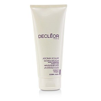 Decleor Aroma Sculpt Stretch Mark Restructuring Body Gel-Cream (Salon Size)