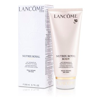 Lancome Nutrix Royal Body Intense Restoring Lipid-Enriched Lotion (For Dry Skin)