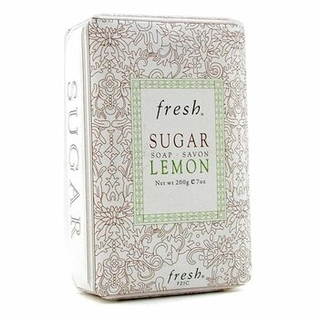 Fresh Sugar Lemon Soap