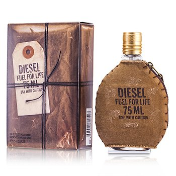 Diesel Fuel For Life Eau De Toilette Spray