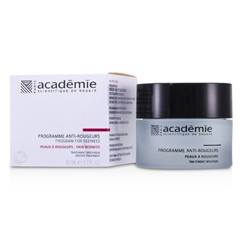 Academie Hypo-Sensible Program For Redness Treating & Covering Care