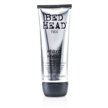 Tigi Bed Head Hard Head - Mohawk Gel For Spiking & Ultimate Hold