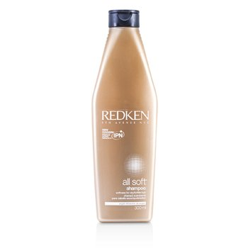 Redken All Soft Shampoo (For Dry/ Brittle Hair)