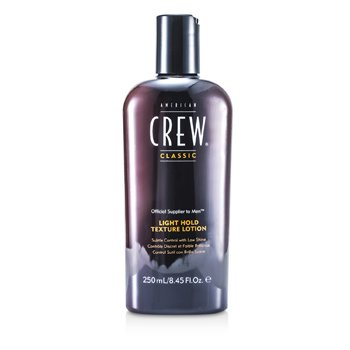 American Crew Men Light Hold Texture Lotion (Low Shine)