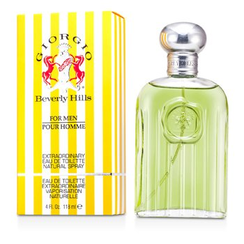 Giorgio Yellow Eau De Toilette Spray