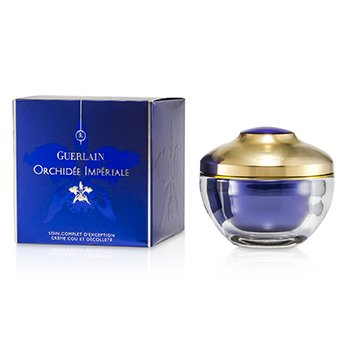 Guerlain Orchidee Imperiale Exceptional Complete Care Neck & Decollete Cream