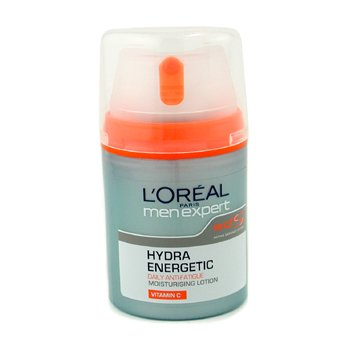 LOreal Men Expert Hydra Energetic Daily Anti-Fatigue Moisturising Lotion