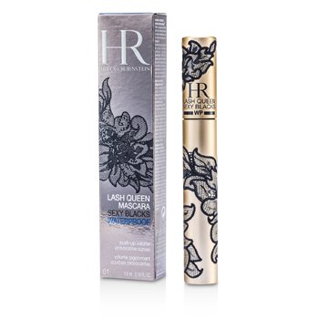 Helena Rubinstein Lash Queen Sexy Blacks Waterproof Mascara - #01 Scandalous Black