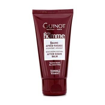 Guinot Tres Homme Moisturizing And Soothing After-Shave Balm