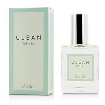 Clean Clean Men Eau De Toilette Spray