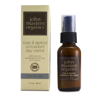 John Masters Organics Rose & Apricot Antioxidant Day Cream (For Normal/ Dry Skin)