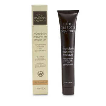 John Masters Organics Mandarin Maximum Moisture (For Dry/ Mature Skin)