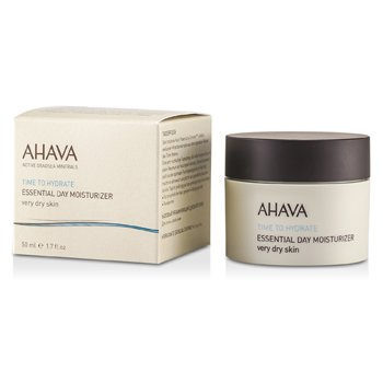 Ahava Time To Hydrate Essential Day Moisturizer (Very Dry Skin)