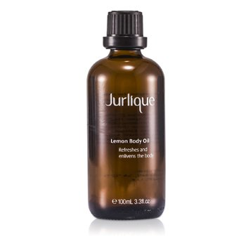 Jurlique Lemon Body Oil (Refreshes & Enlivens The Body)