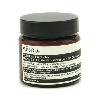 Aesop Violet Leaf Hair Balm (For Unruly, Coarse or Dry Hair)