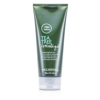 Paul Mitchell Tea Tree Firm Hold Gel (Maximum Hold & Shine)