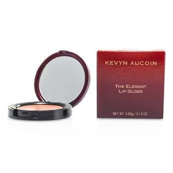 Kevyn Aucoin The Elegant Lip Gloss - # Molasses (Warm Taupe Apricot)