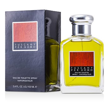 Aramis Tuscany Eau De Toilette Spray (Gentlemans Collection/ New Packaging)