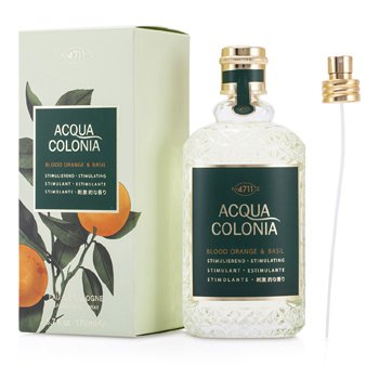 4711 Acqua Colonia Blood Orange & Basil Eau De Cologne Spray