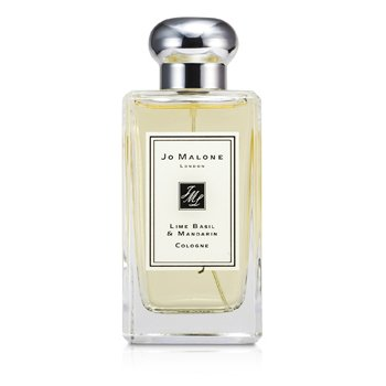 Jo Malone Lime Basil & Mandarin Cologne Spray (Originally Without Box)