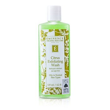 Eminence Citrus Exfoliating Wash - For Oily to Normal Skin